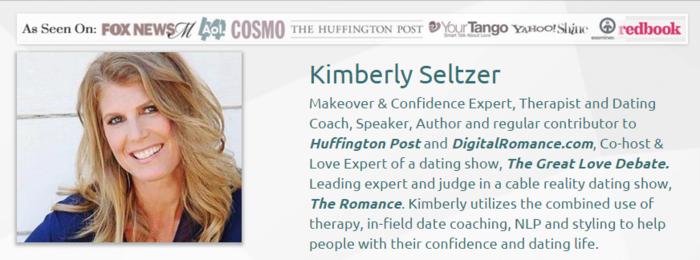Kim seltzer dating